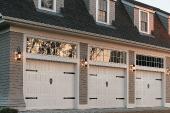 Ribbon V12 Garage Doors