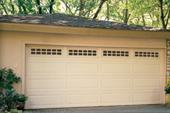 Traditional Steel Garage Doors