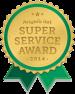 Angie's Super Service Award 2014