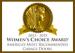 Women's Choice Award 2012-2015